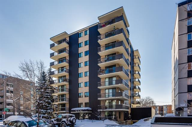 #403 1107 15 AV SW, 2 bed, 1 bath, at $239,900