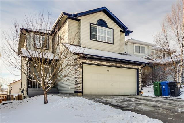 40 ARBOUR STONE CL NW, 4 bed, 3.1 bath, at $539,900