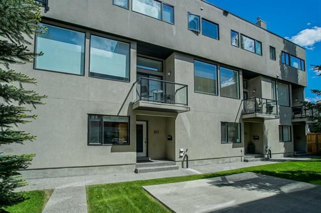 #107 1720 12 ST SW, 3 bed, 3 bath, at $675,000
