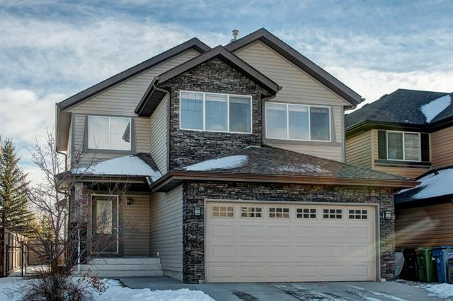 6 COUGARSTONE CR SW, 4 bed, 3.1 bath, at $585,000