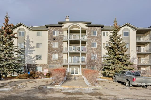 #507 55 ARBOUR GROVE CL NW, 1 bed, 1 bath, at $199,900