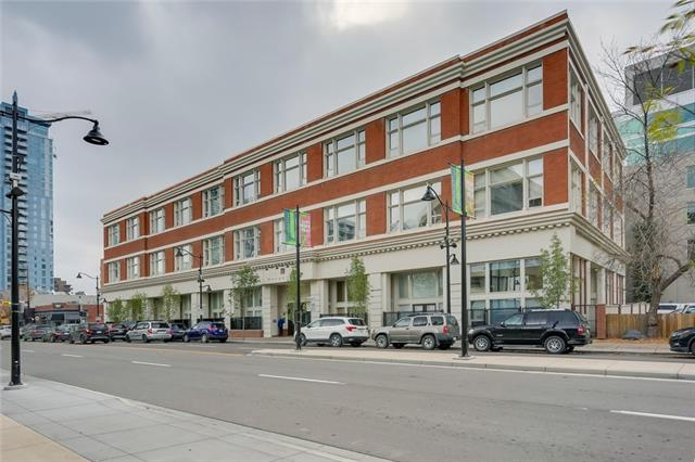 #203 1117 1 ST SW, 1 bed, 1.1 bath, at $599,900