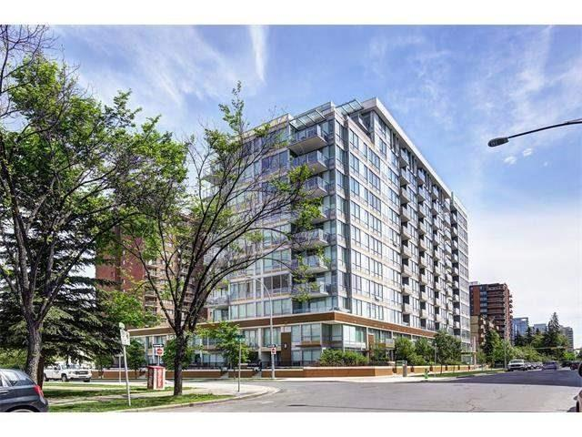#1109 626 14 AV SW, 1 bed, 1 bath, at $320,000