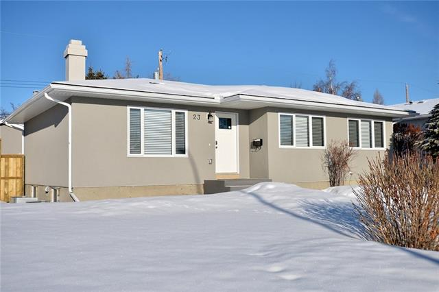 23 WESTOVER DR SW, 4 bed, 2 bath, at $699,900