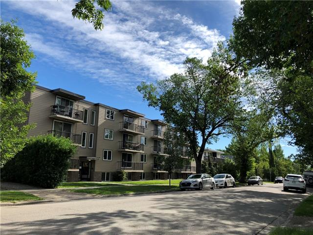 #402 310 4 AV NE, 1 bed, 1 bath, at $172,000