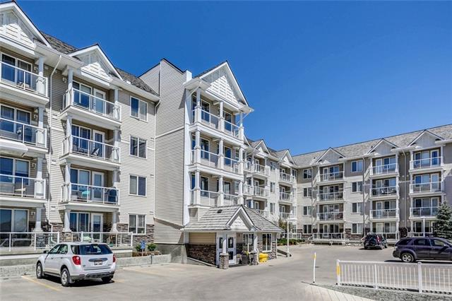 #105 500 ROCKY VISTA GD NW, 1 bed, 1 bath, at $198,500