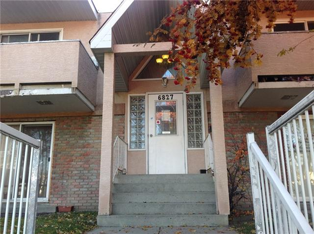 #1 6827 CENTRE ST NW, 3 bed, 1.1 bath, at $190,000