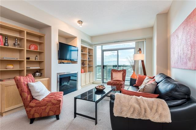 #1702 836 15 AV SW, 2 bed, 2 bath, at $374,500