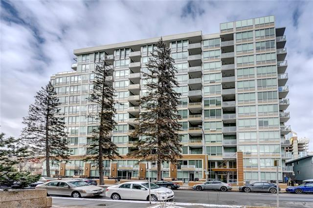 #506 626 14 AV SW, 1 bed, 1 bath, at $307,000