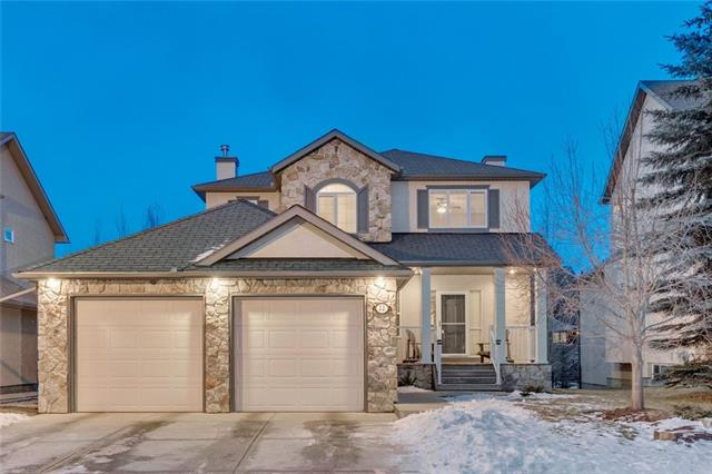 22 DISCOVERY RIDGE GR SW, 4 bed, 3.1 bath, at $749,900