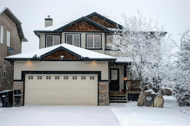 60 COUGARSTONE MR SW, 3 bed, 2.1 bath, at $640,000