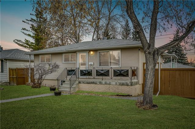 8316 BOWNESS RD NW, 4 bed, 2 bath, at $460,000