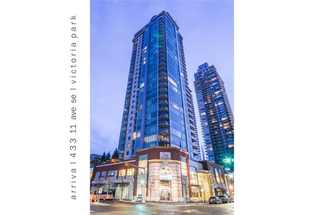 #1102 433 11 AV SE, 1 bed, 1.1 bath, at $369,000