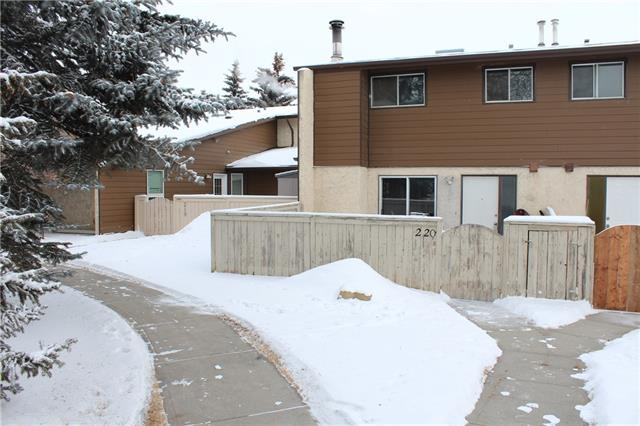 #220  5404 10 AV SE, 2 bed, 1 bath, at $140,000