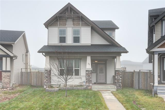 71 SKYVIEW SPRINGS MR NE, 3 bed, 3.1 bath, at $454,800