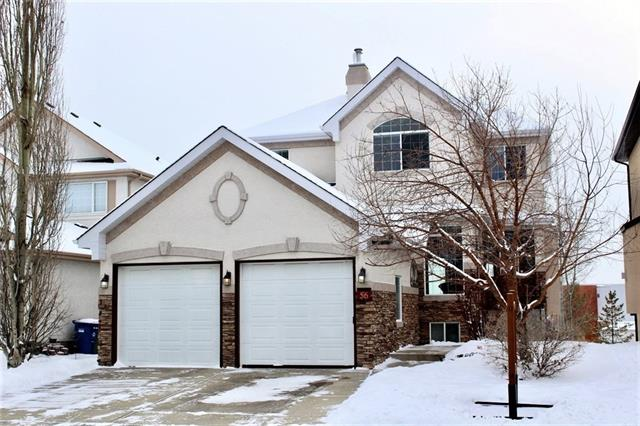 56 TUSCANY RIDGE PL NW, 4 bed, 3.1 bath, at $739,900