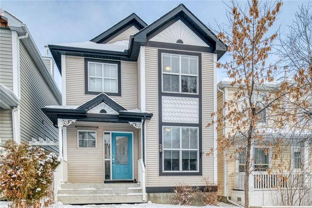 26 TUSCANY SPRINGS PL NW, 3 bed, 2.1 bath, at $415,000