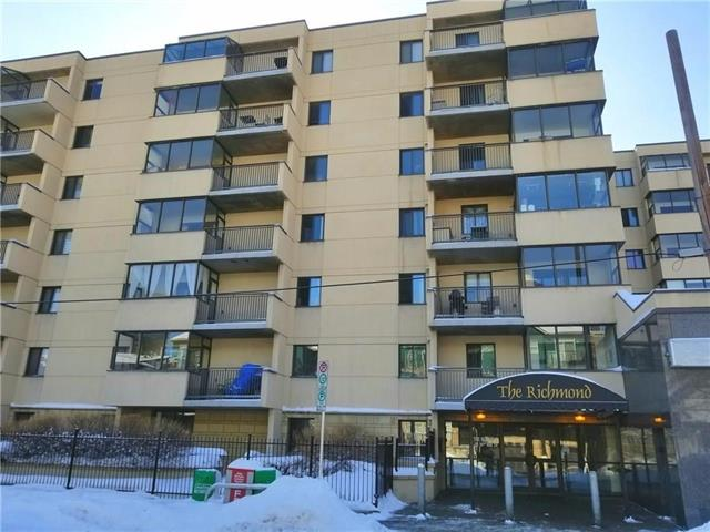 #102 111 14 AV SE, 1 bed, 1 bath, at $170,000