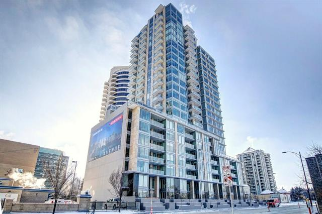 #802 1025 5 AV SW, 1 bed, 1.1 bath, at $429,000