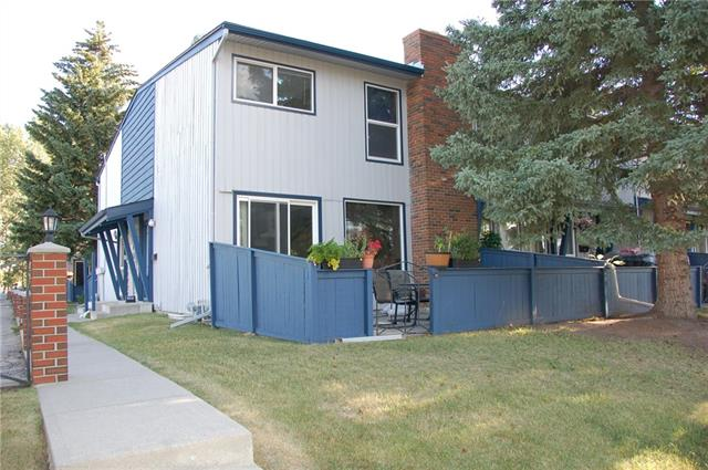 #2 5315 53 AV NW, 2 bed, 1.1 bath, at $273,000