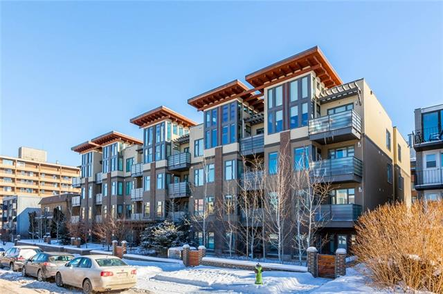 #302 1720 10 ST SW, 1 bed, 1 bath, at $279,900
