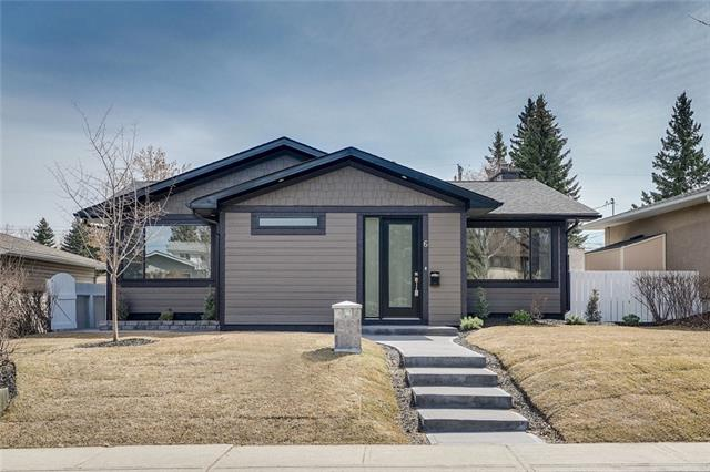 6 BUTTE PL NW, 4 bed, 3 bath, at $999,900