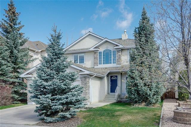 12 SIENNA HEIGHTS WY SW, 4 bed, 3.1 bath, at $759,900