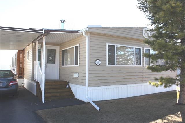 #15 99 ARBOUR LAKE RD NW, 2 bed, 2 bath, at $199,000