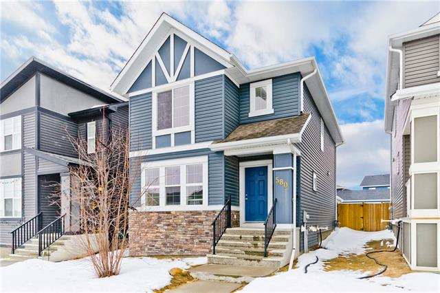 580 EVANSTON DR NW, 3 bed, 2.1 bath, at $415,000