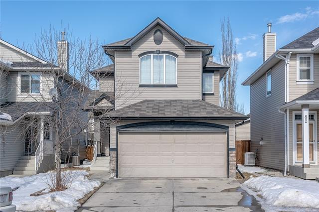 78 EVANSMEADE CL NW, 4 bed, 3.1 bath, at $428,000