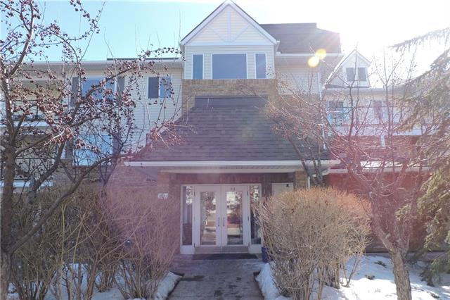 #1310 950 ARBOUR LAKE RD NW, 1 bed, 1 bath, at $209,900