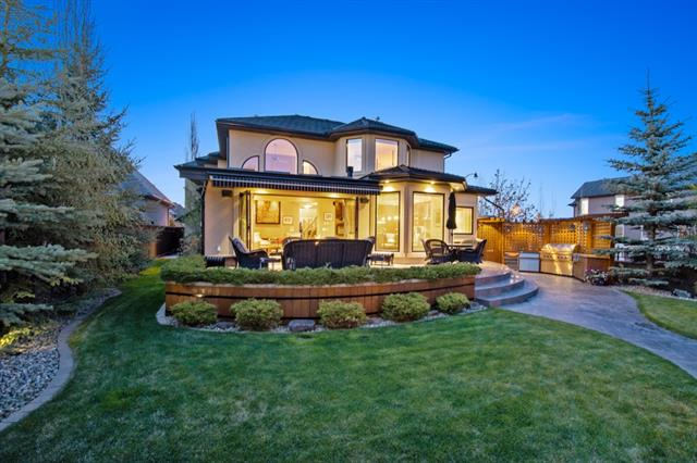 1 ASPEN RIDGE WY SW, 5 bed, 3.1 bath, at $1,689,000