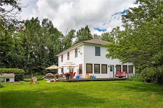 29478 Range Road 20  , 3 bed, 2 bath, at $825,000