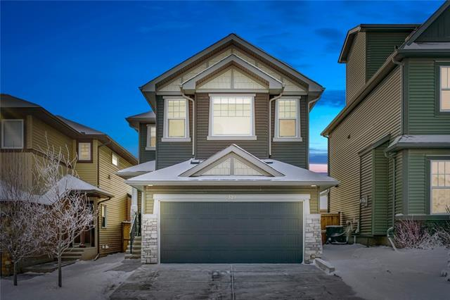 320 SAGE VALLEY DR NW, 3 bed, 2.1 bath, at $599,000