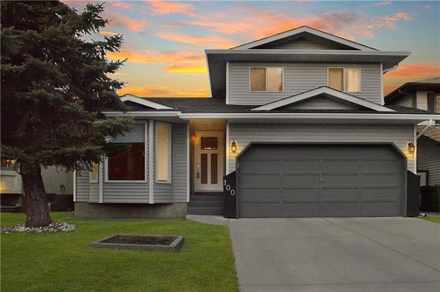 100 SANDRINGHAM CL NW, 4 bed, 3.1 bath, at $479,000