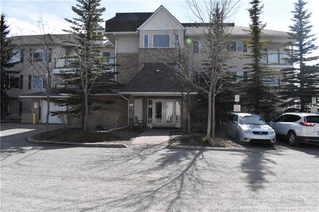#2203 950 ARBOUR LAKE RD NW, 2 bed, 2 bath, at $234,900