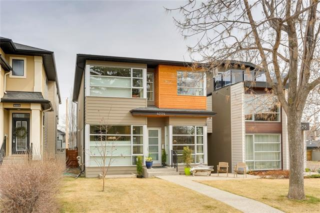 4224 17 ST SW, 4 bed, 3.1 bath, at $1,399,000