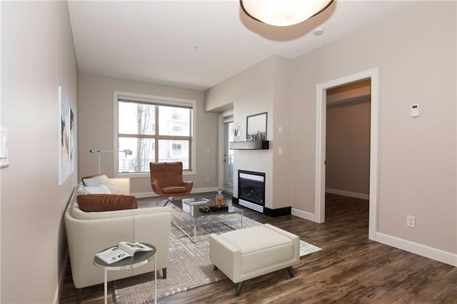 #212 88 ARBOUR LAKE RD NW, 2 bed, 2 bath, at $249,900