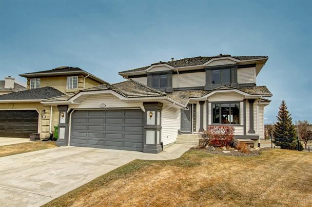 121 VALLEY RIDGE CO NW, 4 bed, 3.1 bath, at $529,900