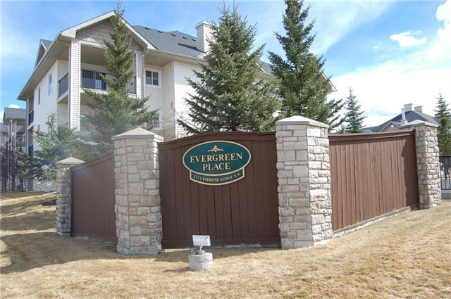 #1124 2371 EVERSYDE AV SW, 2 bed, 1 bath, at $169,000