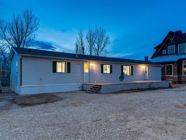 251026 TOWNSHIP ROAD 234  , 3 bed, 2 bath, at $84,900