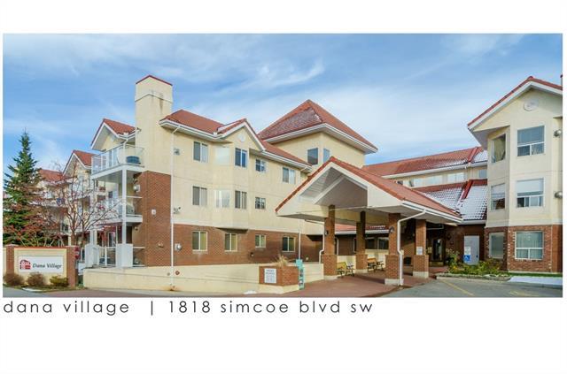 #1316 1818 SIMCOE BV SW, 2 bed, 2 bath, at $225,000