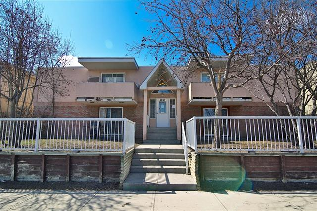 #3 6827 CENTRE ST NW, 2 bed, 1 bath, at $132,000
