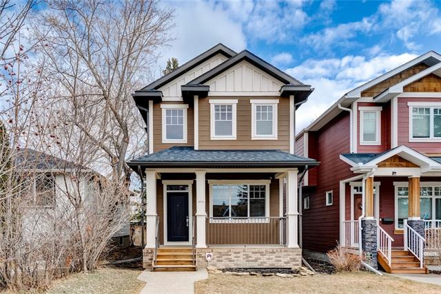 3410 CENTRE B ST NW, 4 bed, 3.1 bath, at $649,900