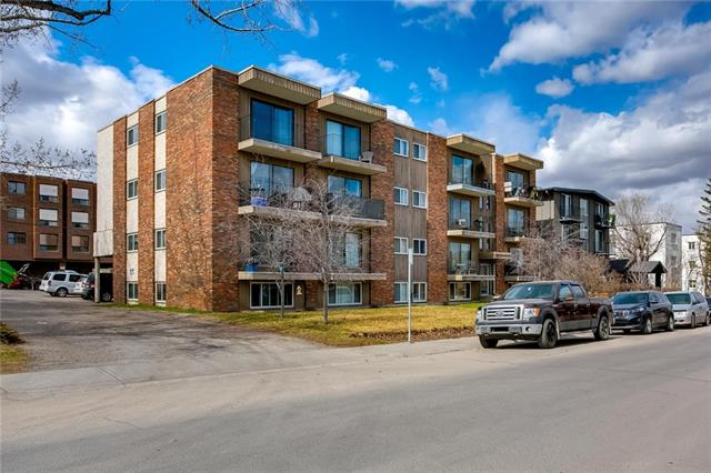 #402 1817 16 ST SW, 2 bed, 1 bath, at $226,800