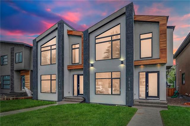 2634 25 ST SW, 4 bed, 3.1 bath, at $759,900