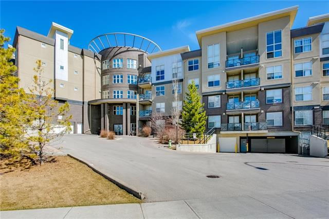#516 88 ARBOUR LAKE RD NW, 2 bed, 2 bath, at $279,900