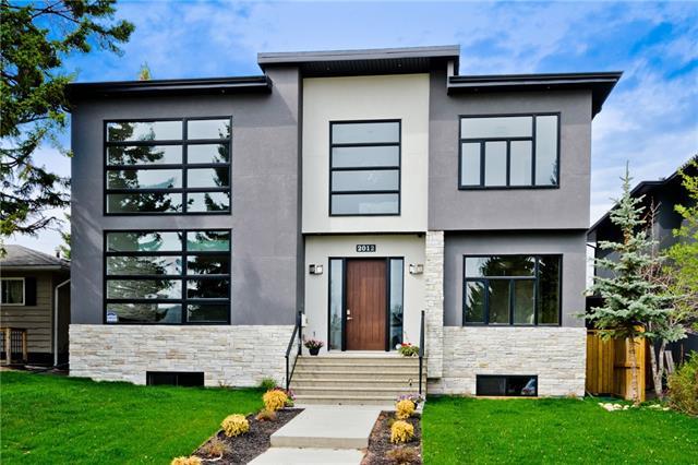 2012 55 AV SW, 5 bed, 4.1 bath, at $1,899,000
