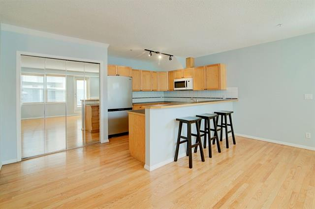 #106 6650 OLD BANFF COACH RD SW, 2 bed, 1 bath, at $189,900
