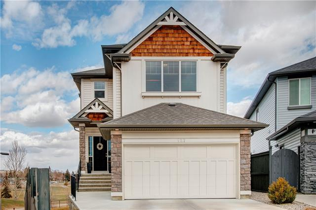 127 VALLEYVIEW CO SE, 4 bed, 3.1 bath, at $599,999
